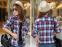Весенняя рубашка для женщин с длинным рукавом  - 1