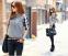 Асимметричная рубашка с длинными рукавами для женщин  - 2