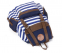 Полосатый рюкзак для женщин - 4