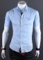 Европейский стиль, модная рубашка  - 7