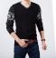Осень и зима мода, мужской свитер  - 6