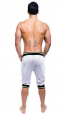 Эластичные шорты для мужчин  - 2