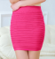 Эластичная юбка, женская сексуальная  - 1