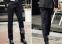 Стильные бизнес брюки для мужчин - 6