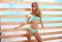 Микро-мини бикини для женщин, топ купальников  - 3