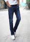 Модные повседневные джинсы для мужчин  - 1