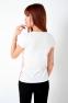 Летняя лёгкая футболка для стильных девушек  - 4