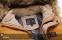 Модная мужская куртка, тёплая зима  - 2