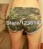 Сексуальные женские шорты с низкой талией, модные шорты  - 3