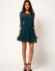 Сексуальное кружевное платье для женщин  - 2