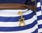 Полосатый рюкзак для женщин - 8