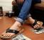 Модные пляжные сандалии для мужчин  - 1