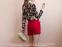 Модная уютная рубашка для элегантных девушек  - 1