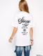Nanafast модная женская футболка  - 2