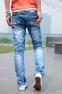 Мужские свободные джинсы для мужчин  - 1
