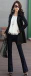 Новая блузка с красивым рукавом для женщин  - 7