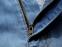 Мужские свободные джинсы  - 3