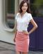 Летняя блузка с коротким руковом для женщин  - 6