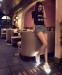 Красочные светящиеся кроссовки для женщин  - 6