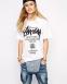 Nanafast модная женская футболка  - 1