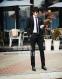 Стильные бизнес брюки для мужчин - 5