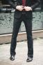 Мужские свободные тонкие брюки   - 7