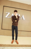 Модный мужской свитер для стильных мужчин  - 3