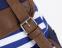 Полосатый рюкзак для женщин - 7