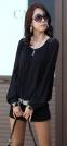 Новая блузка с красивым рукавом для женщин  - 12