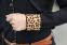 Профессиональная леопардовая рубашка для женщин   - 2