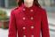 Новая зимняя осень, женское пальто  - 2