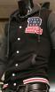Модная толстовка бейсболиста для мужчин    - 12