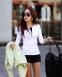 Женская осенняя футболка с длинным рукавом  - 4