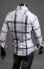 Модная мужская рубашка для мужчин - 7