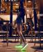 Красочные светящиеся кроссовки для женщин  - 7