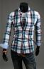 Модная мужская рубашка для мужчин - 2