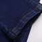 Упругие с высокой талией джинсы для женщин  - 2