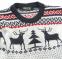 Свитер рождественский олень для мужчин  - 3