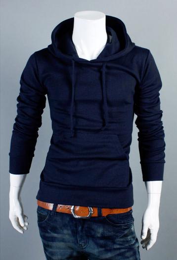 Спортивная толстовка пуловер для мужчин