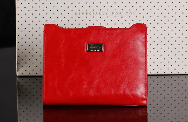 Модный тонкий кошелёк для женщин