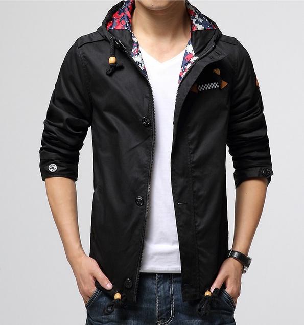 Новая коллекция модных курток для мужчин