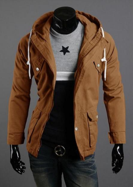 Мужская куртка, мужская мода
