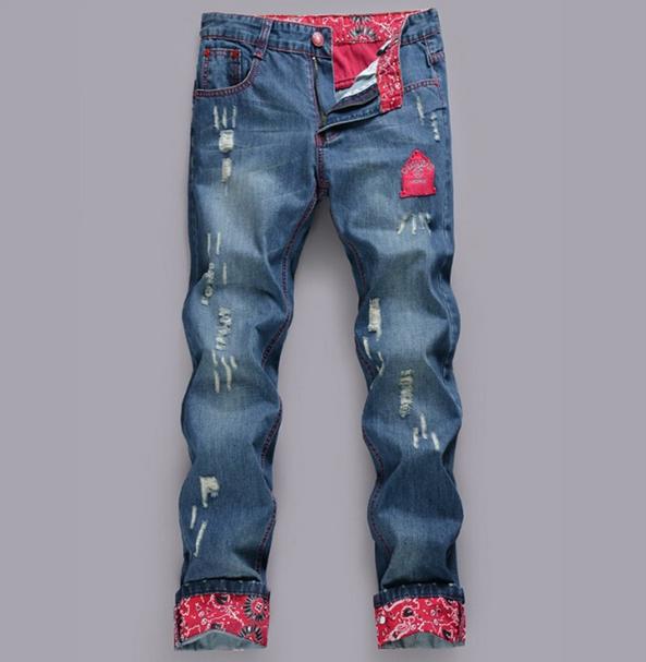 Новые фирменные джинсы для мужчин