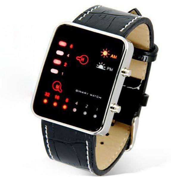 2014 новое поступление цифровой красный из светодиодов спорт наручные часы в двоичной наручные часы искусственная кожа женщин мужские бесплатная доставка и оптовая продажа