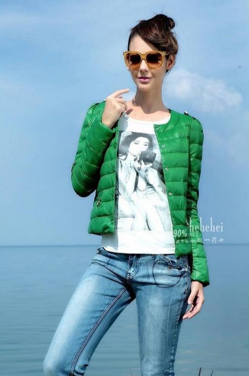 Куртка модная шинель для женщин
