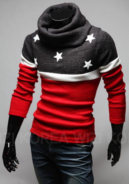 Новый мужской брендовый свитер для мужчин