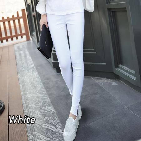 Новые брюки на молнии для женщин