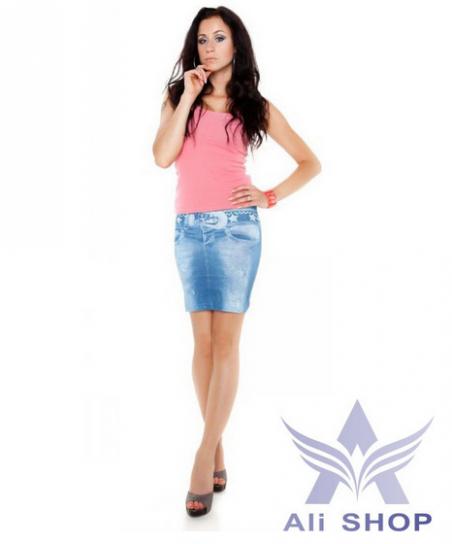 Saia Femininas джинсовые юбки для женщин