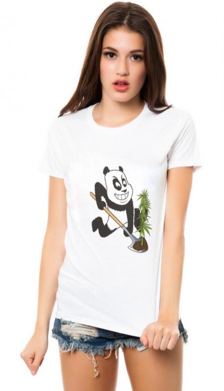 Новая мода для женщин, стильная футболка