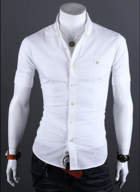 Европейский стиль, модная рубашка